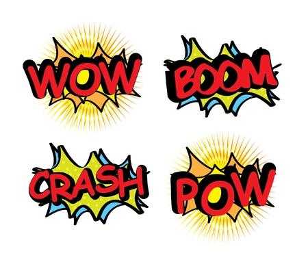 icônes dessinées sur fond crème illustration
