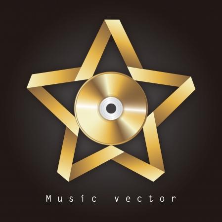 amplify: music design over brown background vector illustration
