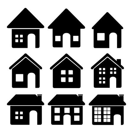 home design over white background Stock Vector - 20757067