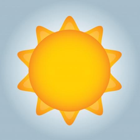 waterside: summer design over blue background vector illustration  Stock Photo