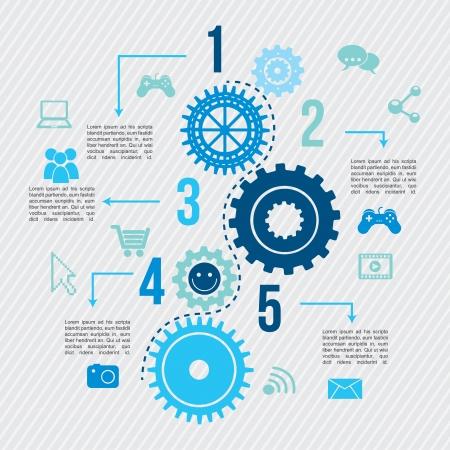 conectividade: infogr