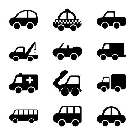 cars design over white background vector illustration Stock Vector - 22311015