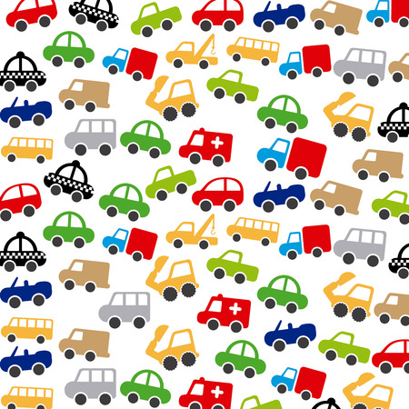 cars design over white background vector illustration Stock Vector - 22311033