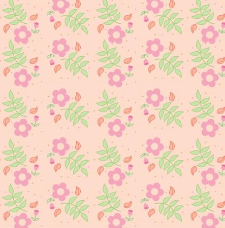 obituary: flowers design over pattern background vector illustration