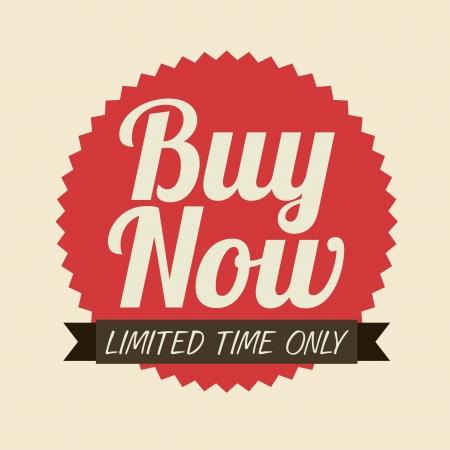 better icon: buy design over pink  background vector illustration