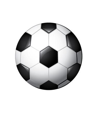 soccer design over white  background  vector illustration Stock Vector - 23427517