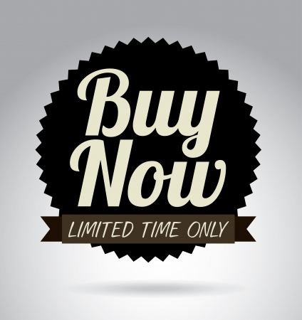 better icon: buy design over gray background vector illustration