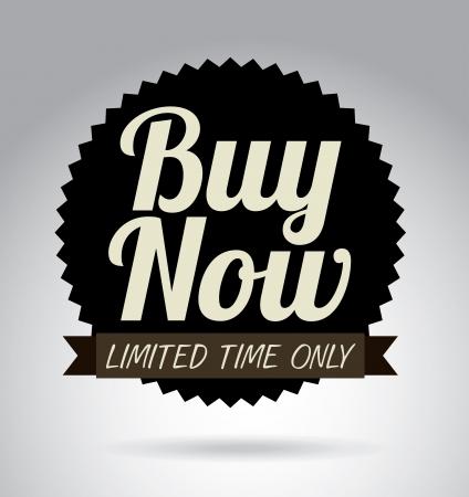 buy design over gray background vector illustration