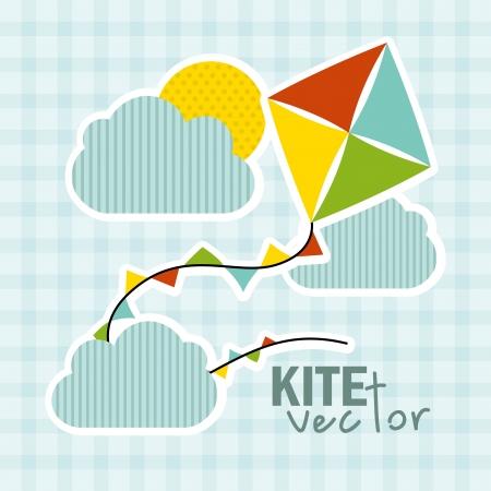 babys: toy baby design over blue background vector illustration