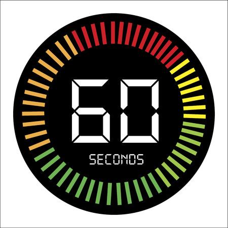 time design over white background vector illustration Ilustração