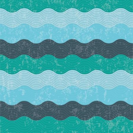 water design over pattern background vector illustration