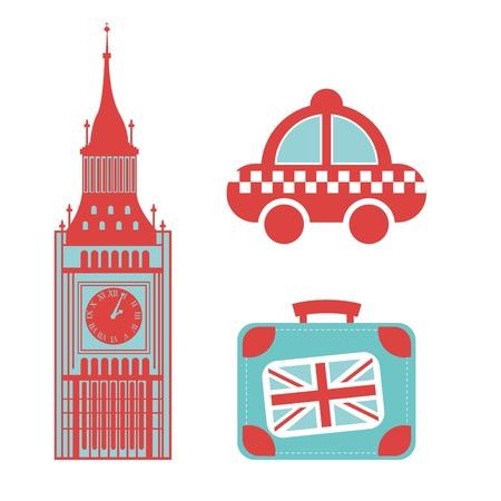 travel design over white background vector illustration Vector