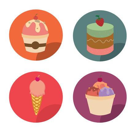 bakery design over  white background vector illustration   Vector