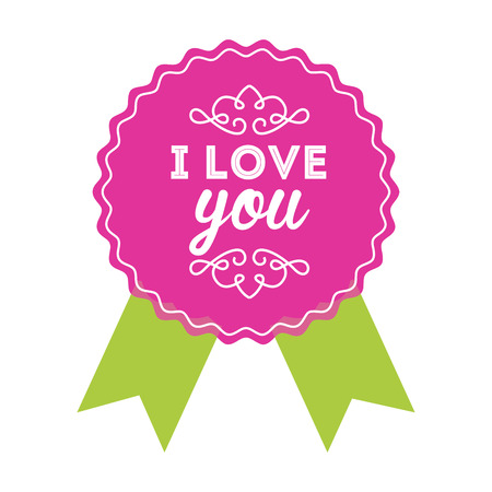 love design over   white background vector illustration   Vector