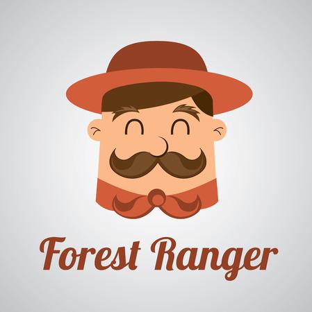 ranger: icona guardia forestale
