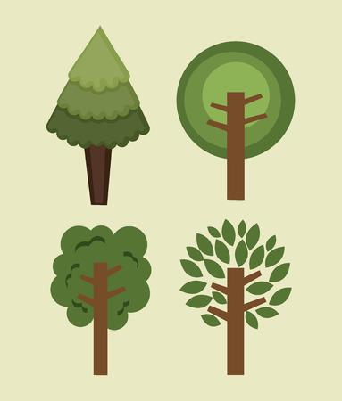 naturally: trees icon