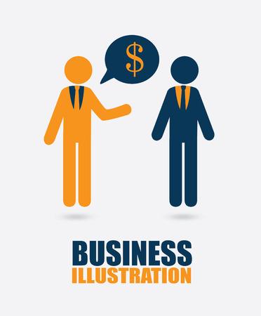 statics: business design over white background vector illustration