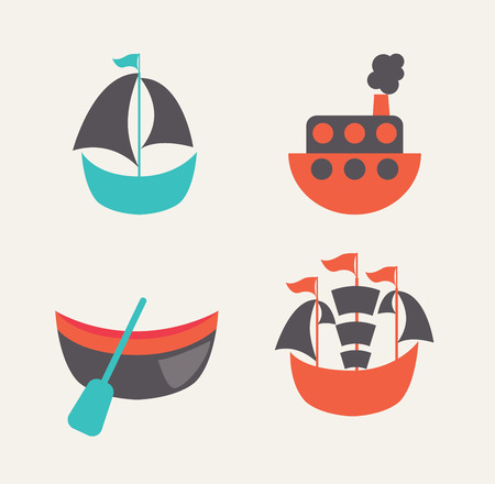 didactic: Toys  design over gray background, vector illustration Illustration