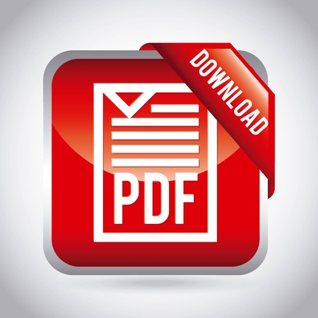 Download design over gray background, vector illustration Vector