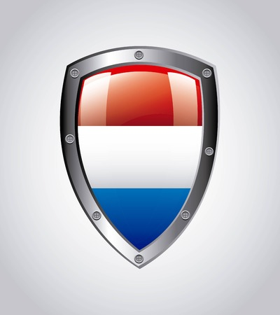Croatia design over gray background, vector illustration Vector