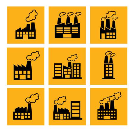 industrial design: industrial design over white background vector illustration Illustration