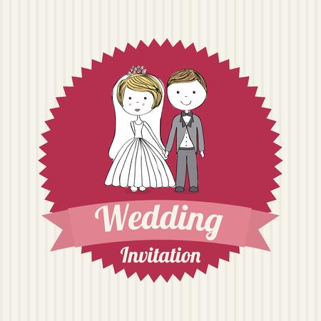 womna: flowers design over white background vector illustration Illustration