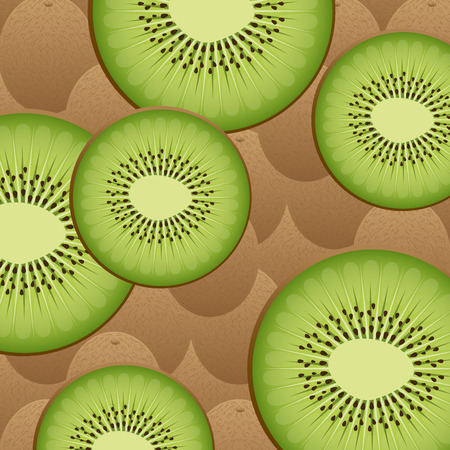 healt: fruits design  over brown background vector illustration