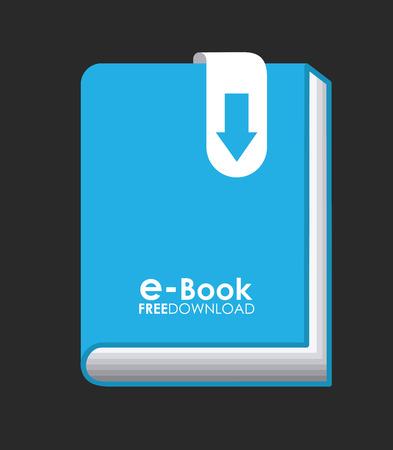 ebook graphic design  ,vector illustration Vector