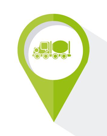 transport graphic design , vector illustration Vector