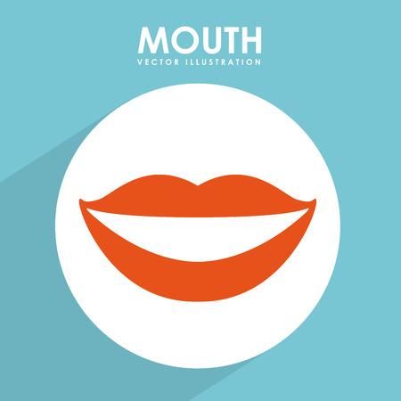 dental insurance: dental care design , vector illustration
