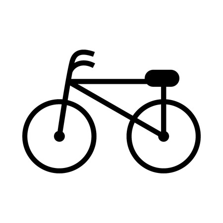 bicycle graphic design , illustration Vector