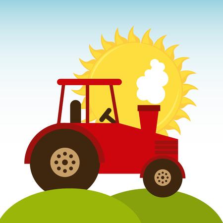 farm graphic design , vector illustration Vector