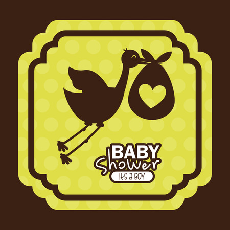 hung: baby graphic design , vector illustration