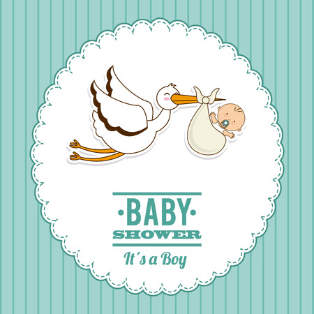 baby graphic design , vector illustration