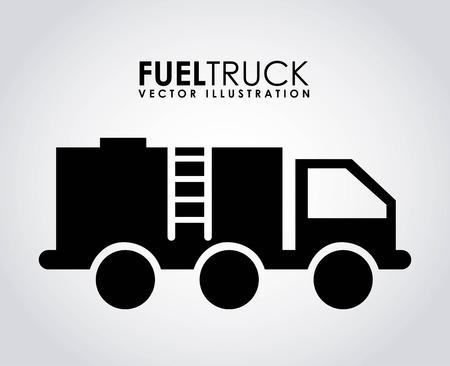 refueling: fuel graphic design , vector illustration