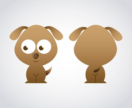 cute graphic: animal cute graphic design , vector illustration