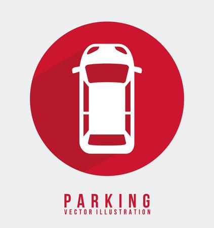 parking: parking graphic design , vector illustration