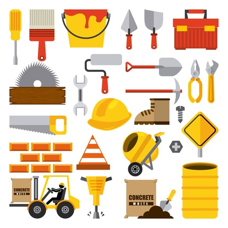 construction graphic design , vector illustration Vector