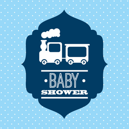babby: babby shower graphic design , vector illustration