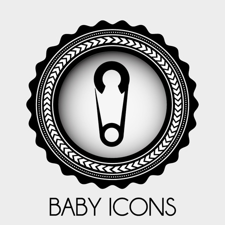baby graphic design , vector illustration Vector
