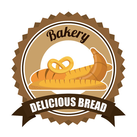 bakery graphic design , vector illustration Vector