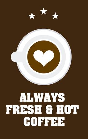 sel: coffee graphic design , vector illustration Illustration