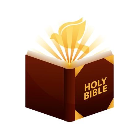 聖書グラフィック デザイン、ベクトル イラスト