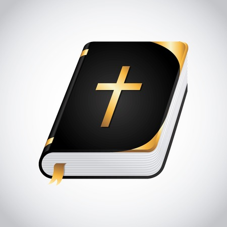 holy bible graphic design , vector illustration Фото со стока - 33849354