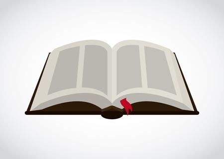 book graphic design , vector illustration Illustration