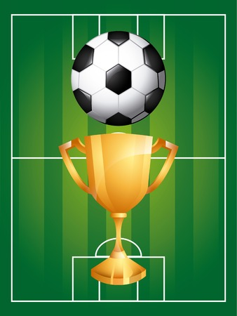 soccer design , vector illustration Vector