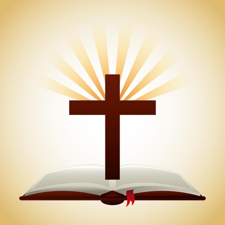 catholic design , vector illustration