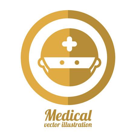 proffesional: medical graphic design , vector illustration Illustration