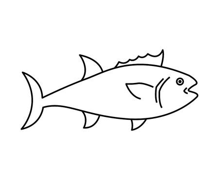 fish design , vector illustration Vector