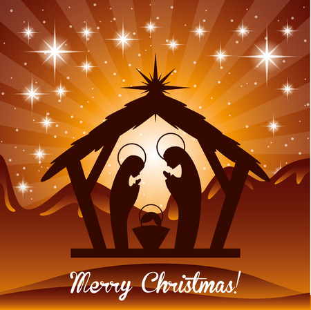 baby jesus: christmas  design , vector illustration
